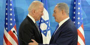 گفتوگوی تلفنی نتانیاهو و بایدن