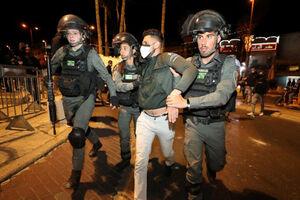 زخمی شدن ۷۸ نفر در درگیریهای فلسطینیها با رژیم صهیونیستی