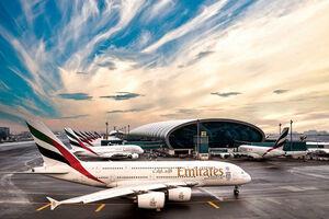 شرکت های هواپیمایی امارات از توقف پروازها به «بن گورین» خبر دادند