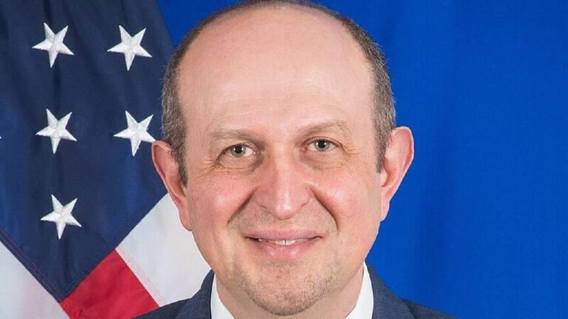 مشاور وزیر خارجه آمریکا وارد تل آویو شد