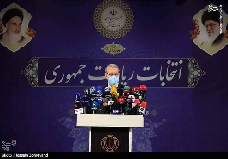 لاریجانی: مسائل امروز ایران با سوپرمن بازی قابل حل نیست