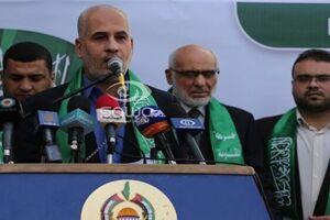 حماس: تمام ملت فلسطین، سلاح بهدست بگیرند - کراپشده