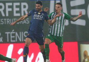حضور پورتو در لیگ قهرمانان اروپا قطعی شد
