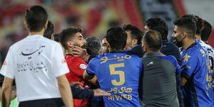 قاسمپور: حاشیههای دربی در شان فوتبال ایران نبود