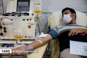 صرفهجویی صدمیلیون دلاری در داروهای مشتق از پلاسما/ صفرتا صد اهدای پلاسما برای نجات بیماران کرونا