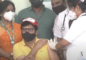 مرگ «سفیر بهداشت هند» ۲ روز پس از تزریق تلویزیونی واکسن کرونا!