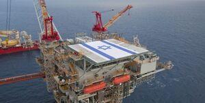 سکوی گازی اسرائیل