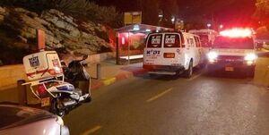 مجروح شدن ۷ نظامی اسرائیلی بر اثر عملیاتی در قدس اشغالی