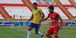 هفته یک امتیازی فوتبال تبریز