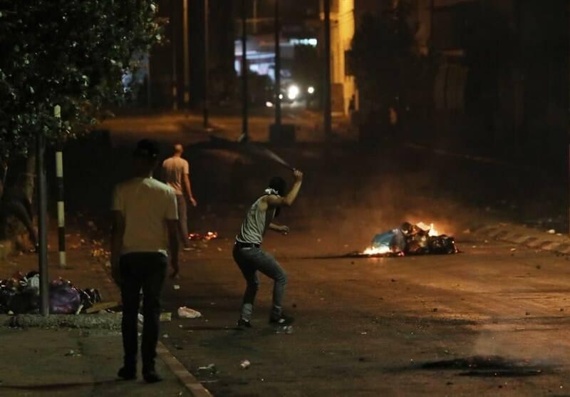 خروش کرانه باختری و مسلح شدن جوانان علیه صهیونیستها