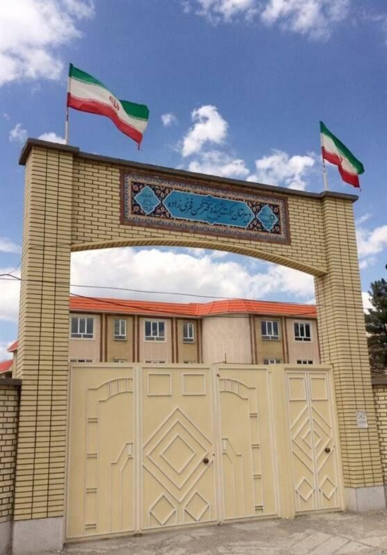 افتتاح مدارس برکت شهید فخریزاده در مناطق محروم