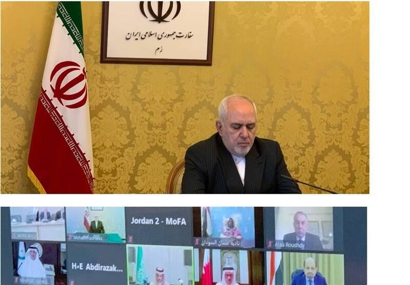 ظریف در نشست اضطراری «سازمان همکای اسلامی» شرکت کرد
