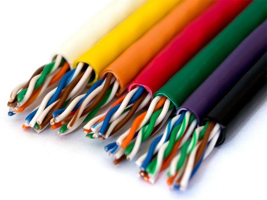 انواع کابل شبکه و کاربرد آنها
