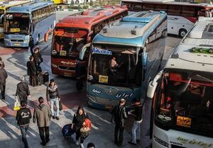 افزایش قیمت بلیت اتوبوس، مینیبوس و سواری برونشهری تصویب شد