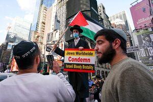 عکس/ تظاهرات سراسری مردم جهان در حمایت از قدس