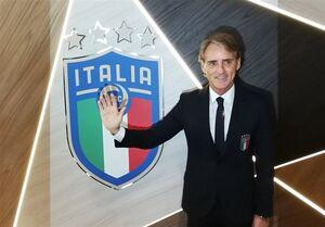 تمدید قرارداد مانچینی با فدراسیون فوتبال ایتالیا