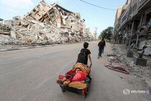 نیاز ۴۶ میلیون دلاری برنامه جهانی غذا برای ادامه کمک رسانی به غزه