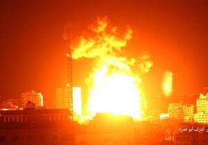 حملات علیه غزه