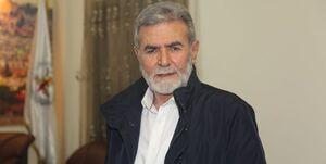 دبیر کل جنبش جهاد اسلامی فلسطین