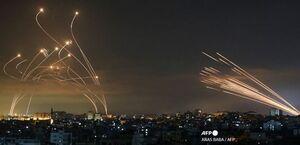 نشریه انگلیسی: پیشرفت فناوری راکتی غزه پدافندهای اسرائیل را به چالش کشید