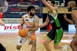 بسکتبالیستها ادامه دهنده درخشش فوتبالیستهای ایرانی در اروپا/ستاره ایرانی بهترین بازیکن روستوک شد - کراپشده