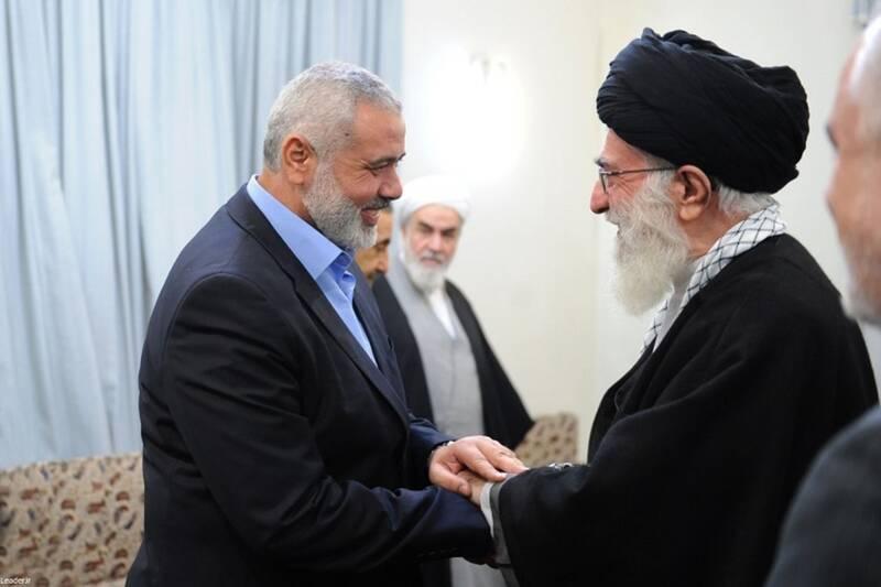 قدردانی رئیس دفتر سیاسی حماس از مواضع رهبر انقلاب