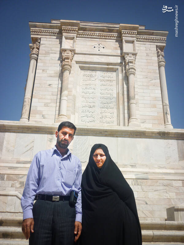 پیدا و پنهان عروسی متفاوت سردار با دختر خرمآبادی + عکس