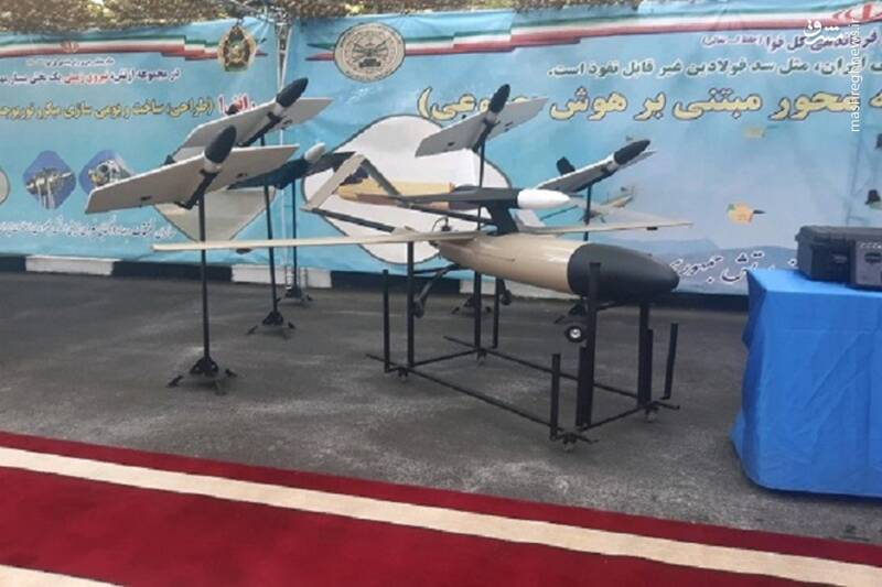 ایران رقیب نزدیک آمریکا و چین در تولید انبوه پرندههای بدون سرنشین نظامی/ ارتش با «۱۰۰۰ پهپاد جدید» آماده انجام بزرگترین حملات پهپادی میشود +عکس
