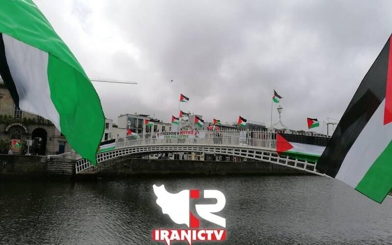 تصویری جالب از شهر دوبلین ایرلند