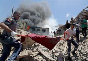 لاوروف: حمله به غیرنظامیان فلسطینی غیرقابل قبول است