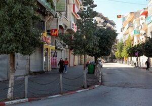 اعتصاب گسترده پس از دههها علیه اشغالگران در کرانه باختری و اراضی ۴۸