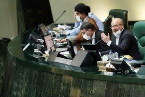 رئیس مجلس: زلزله زدگان خراسان شمالی مورد توجه قرار گیرند