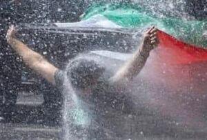 صحنه برخورد با حامیان فلسطین در پاریس+ عکس