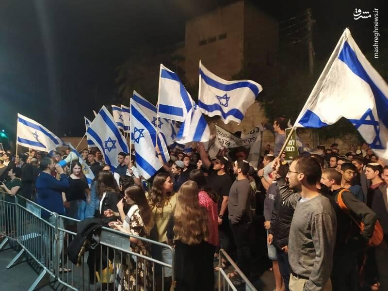 مردم عادی بیگناه و مظلوم اسراییل!+ عکس
