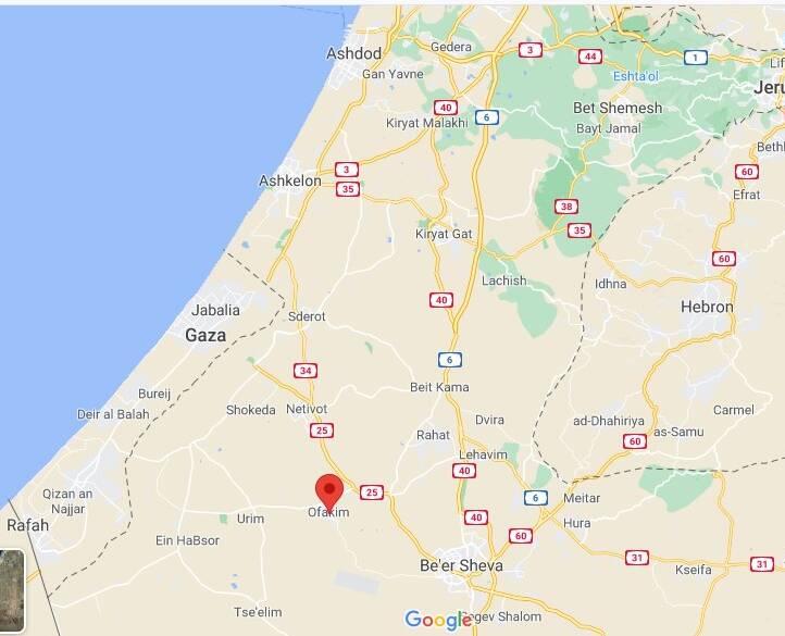 نهمین روز پاسخ موشکی مقاومت فلسطین