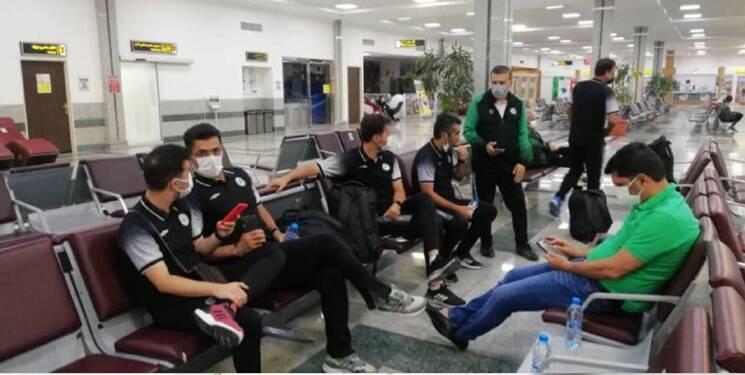 دردسر حریف استقلال برای سفر به تهران