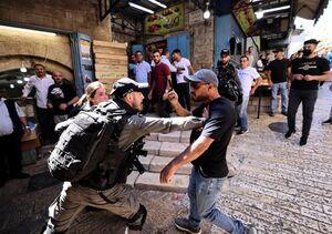 شهادت چهار فلسطینی در درگیری با صهیونیستها