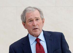 جورج بوش: نفوذ ایران اسرائیل را نشانه گرفته است