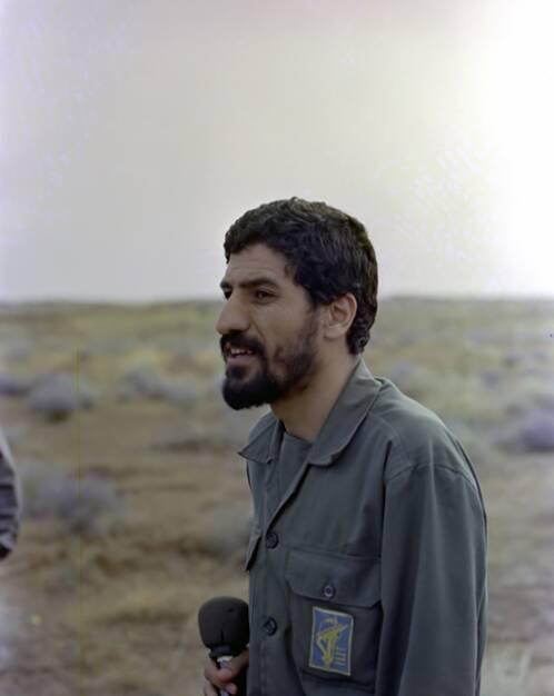 روایت صادق آهنگران از خواندن نوحههای حماسی در جریان آزادی خرمشهر