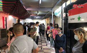 عکس/ آغاز انتخابات ریاست جمهوری سوریه