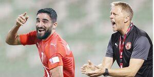 تمجید رسانه قطری از ستاره ایرانی