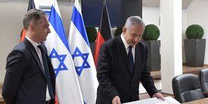 یاوهگویی ضد ایرانی نتانیاهو در دیدار با وزیر خارجه آلمان