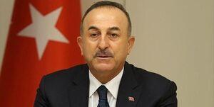 دیدار وزیر خارجه ترکیه با مقامات افغانستان