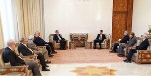 بشار اسد: رژیم اسرائیل زبان صلح و گفتوگو نمیفهمد