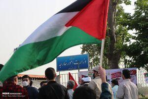 اولین راهپیمایی ضداسرائیلی ایران چه سالی بود؟