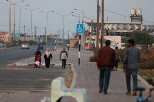 عکس/ بازگشت زندگی عادی به غزه