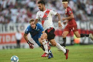مسابقات فوتبال در آرژانتین تعلیق شد