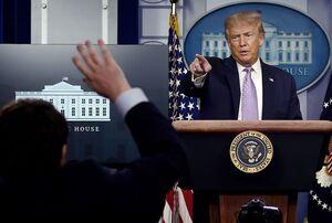 جاسوسی دولت ترامپ از سوابق تماس و ایمیلهای خبرنگاران