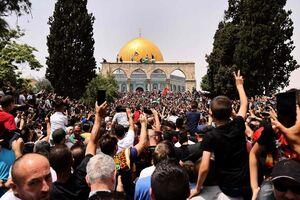 خیزش فلسطینیان در کرانه باختری ادامه دارد