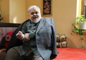 علت مراجعه اکبر عبدی به بیمارستان